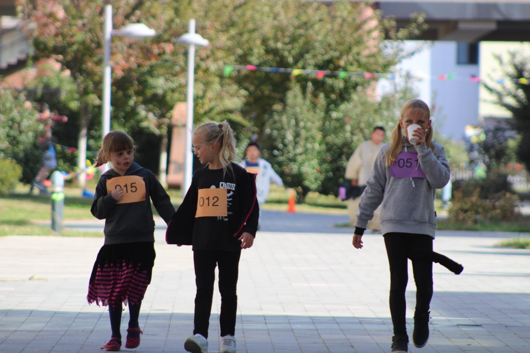 QISS Halloween 5K Photos & Results