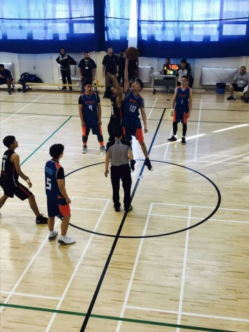 ACAMIS Basketball Tournament: Mongolia