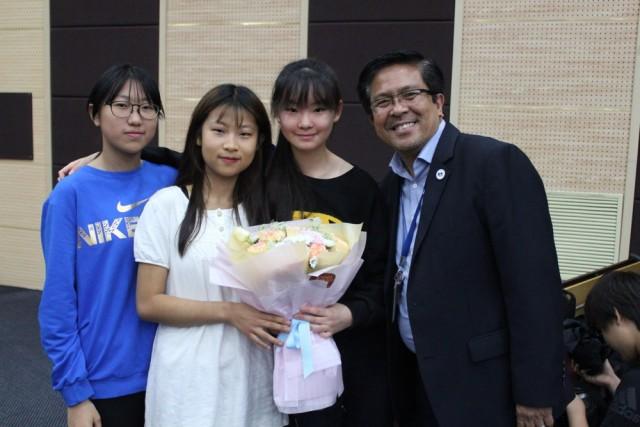 Grade 5 and Grade 8 Promotion Ceremony