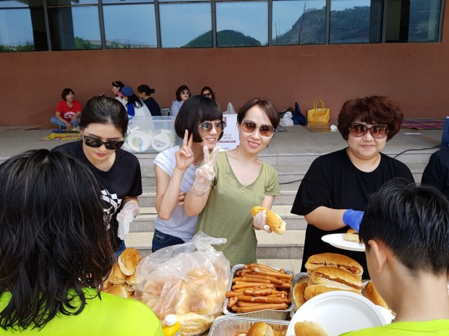 Sports Day and PTA BBQ