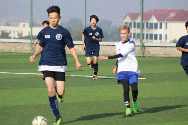 MS Soccer - QISN U15 Tournament 2017