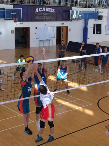2017 ACAMIS Volleyball