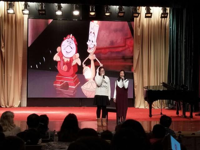 2017 QISS Has Got Talent Show