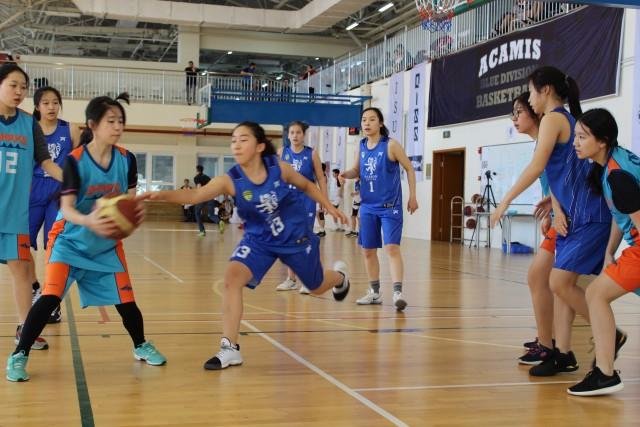 2017-2018 ACAMIS Basketball (Beijing)