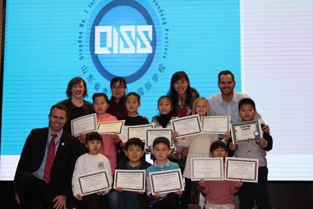 QISS Awards Assembly 17-18 Semester 1